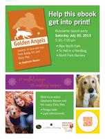 Fundraising launch party for pet loss book