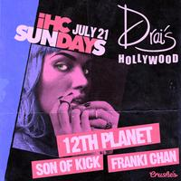 IHC Sunday Presents 12TH PLANET, SON OF KICK,  &...