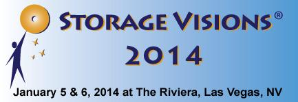 Storage Visions 2014