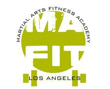 Martial Arts Fitness LA logo