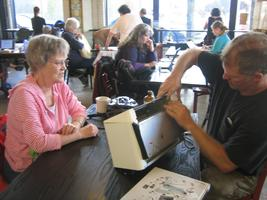 July Repair Cafe in Northeast Portland