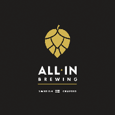 ALL IN BREWING logo