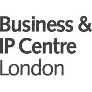 British Library, Business & IP Centre  logo