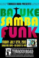 Batuke Samba Funk at Tobacco Road
