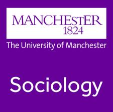 Sociology, University of Manchester logo