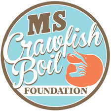 MS Crawfish Boil Foundation logo