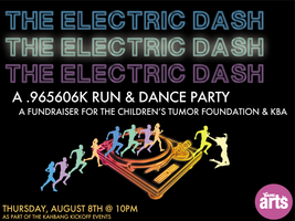 Electric Dash: 0.965605K & Dance Party {Register to Run}