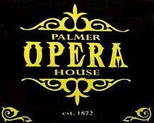 The Palmer Event Center & Opera House logo