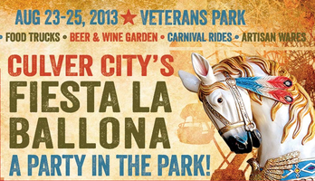 FIESTA LA BALLONA! A Party in the Park!