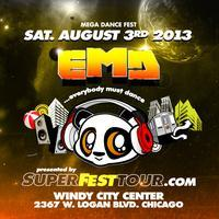 "SUPERFEST2013 ::: EMD ""EveryBody Must Dance"""