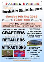 Lincolnshire Stallholder Event