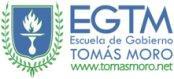 Escuela de Gobierno Tomas Moro logo