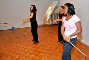 Custom Made Praise Dance Fitness Streamers