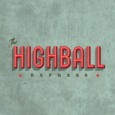 The Highball Express logo