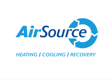 Danfoss and AirSource logo