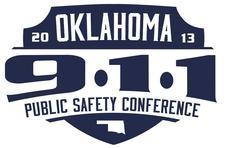 Oklahoma Public Safety Conference 2015 logo
