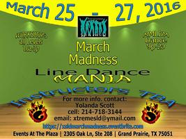MARCH MADNESS Soul Line Dance MANIA 2016