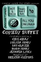 COMEDY BUFFET