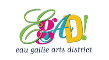 Eau Gallie Arts District Main Street logo