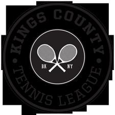 Kings County Tennis League logo