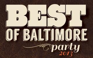 Baltimore magazine's Best of Baltimore Event presented by...