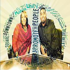 Divine Purpose-Push for Peace logo