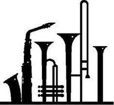 Downtown Big Band logo