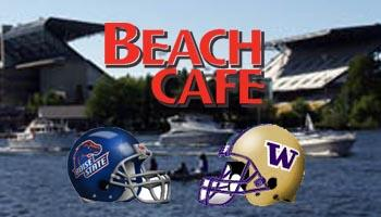 Husky Cruise 2013 - Boise State - Boarding 4:30PM