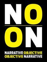 Narrative Objective | Objective Narrative