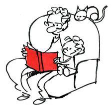 Lis avec moi logo