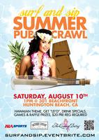 Surf and Sip Summer Pub Crawl
