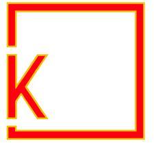 KSQUARED ENTS logo