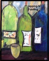 Sip N' Paint 3 Bottles Sat June 2 7:30pm