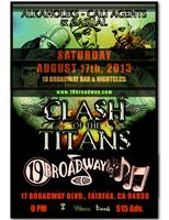 Clash of the Titans Tour