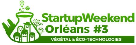 Startup Weekend Orléans 20,21,22 Mai 2016 - « Végétal...