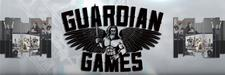 The Guardian Games logo