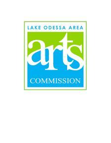 Lake Odessa Area Arts Commission logo