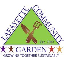 Lafayette Community Garden and Outdoor Learning Center logo