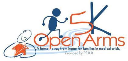 3rd Annual Open Arms 5K Fun Run/Walk and Dog Jog