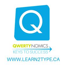 Qwertynomics  logo