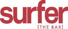 SURFER [THE BAR] logo