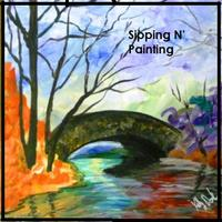 Sip N' Paint Cherry Creek Thur June 14th 6pm