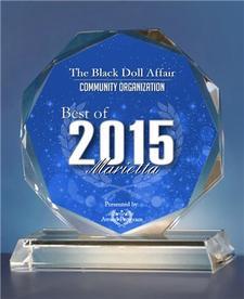 The Black Doll Affair logo