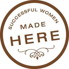 Successful Women Made Here logo