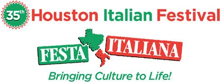 35th Houston Italian Festival