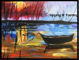 Sip N' Paint Serene Wed June 13th 6pm