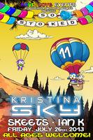 So Stoked 11 feat. Kristina Sky, Skeets, Ian K