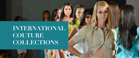International Couture Collections Fashion Show