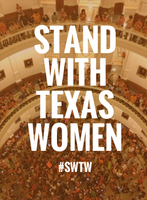 The East Bay Stands With Texas Women