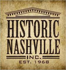 Historic Nashville, Inc. logo